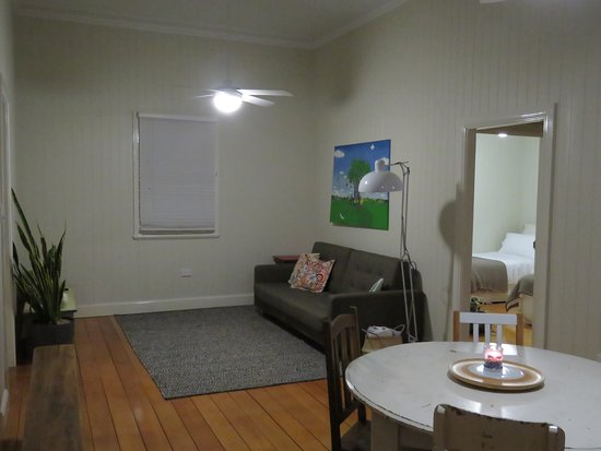 Heaps of room for the whole family at Kenilworth Cottage Barcaldine