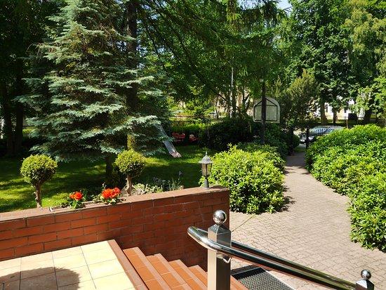 Bungalow z widokiem na ogród :) - Picture of Pensjonat Relax, Kolobrzeg - Tripadvisor