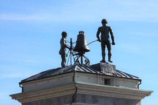 Il Castello di Udine: Der Turm der Loggia die San Giovanni