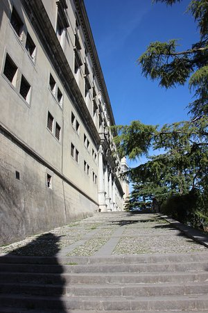 Il Castello di Udine: Auf dem Weg zum Castello