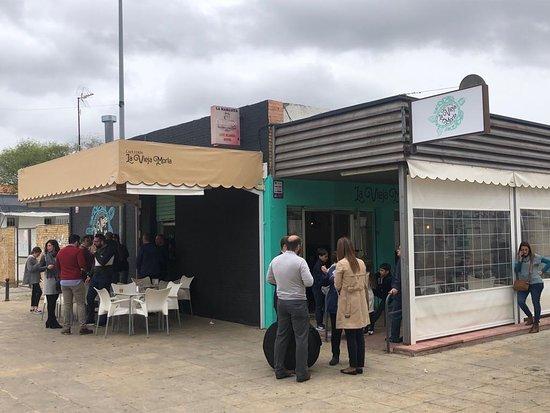 Cafetería La Vieja Morla
