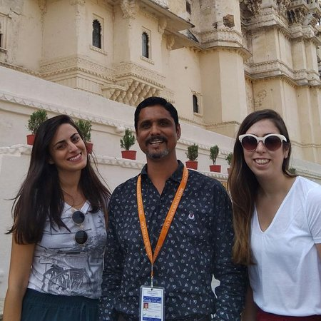 Tour Guide Udaipur