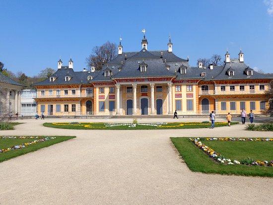 Zámek Pillnitz