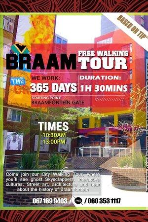 Joburg Braam Free Walking Tours