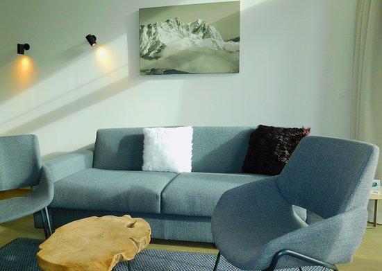 Private Spa ApartSuite - der großzügigste Komfort