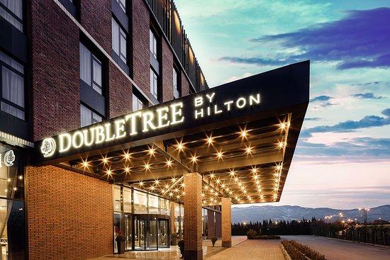 Doubletree By Hilton Kocaeli Otel Girisi Picture Of Doubletree By Hilton Kocaeli Kartepe Tripadvisor