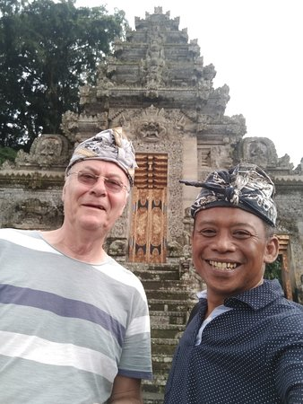 Full Day Exploring UBUD and Rice Terrace: Visit to Pura Kehen temple