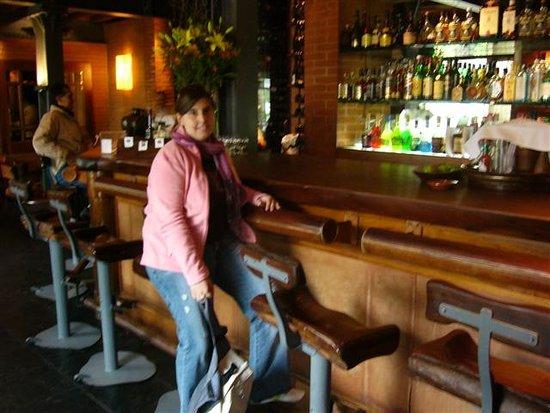 Cabana Las Lilas: bar
