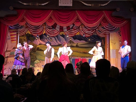 The Hoop-Dee-Doo Musical Revue