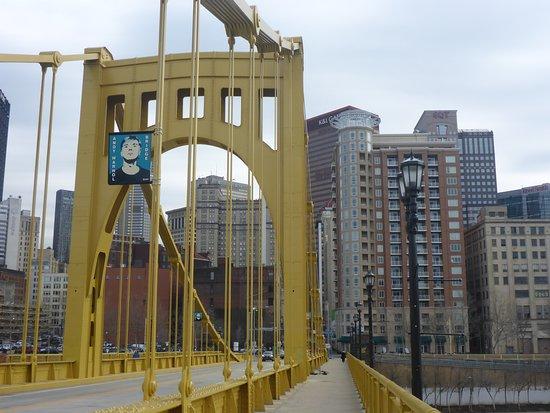 Self Portrait on Bridge