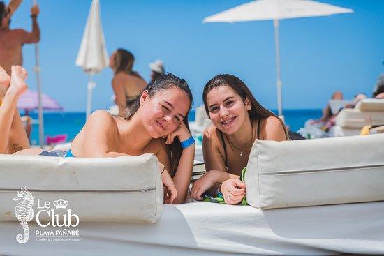 Le club playa Fañabé