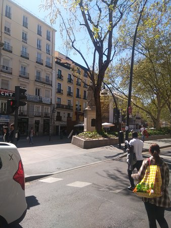 Plaza Tirso de Molina: genel bakış