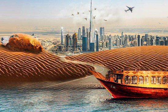 Book Dubai Trip