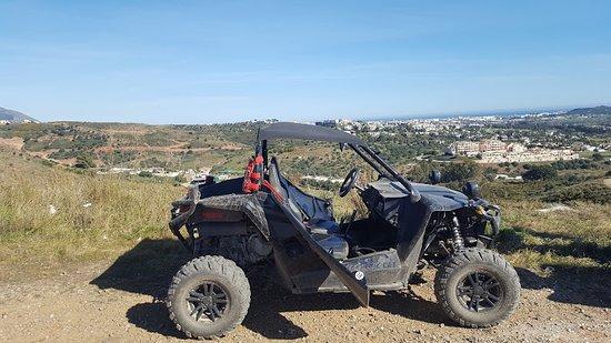 Mijas, Spain: Astonishing views