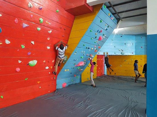 Climb Salone