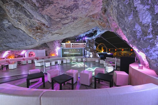 Praiano, Italia: Private tables and Dancefloor