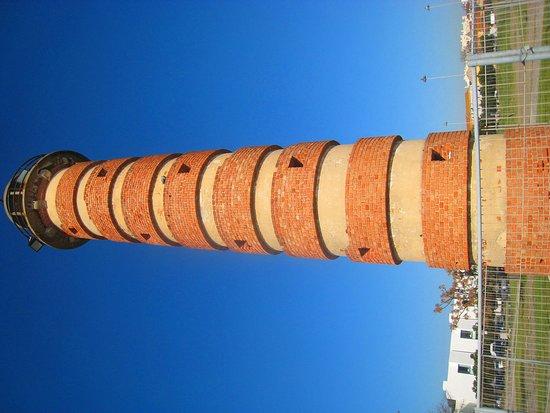 Belem Lighthouse: Distinctive