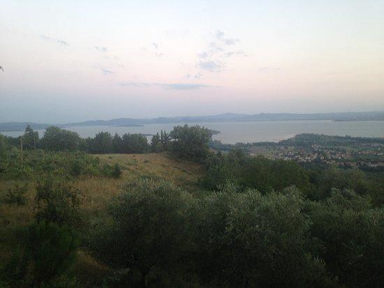 Lake Trasimeno, Italia: Lago Trasimeno Italië