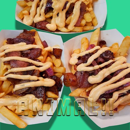 Our YCSF Animal Fries- featured on The Travel Channel