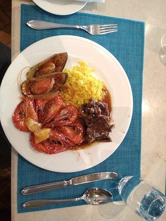 Buffet Meals in Latest Recipe Restaurant