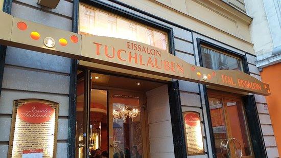 Eissalon Tuchlauben Vienna Inner City Restaurant Reviews Phone