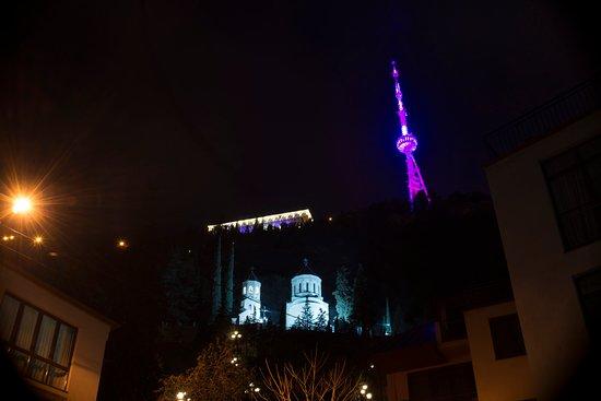 Tbilisi, Georgia: Mtacminda
