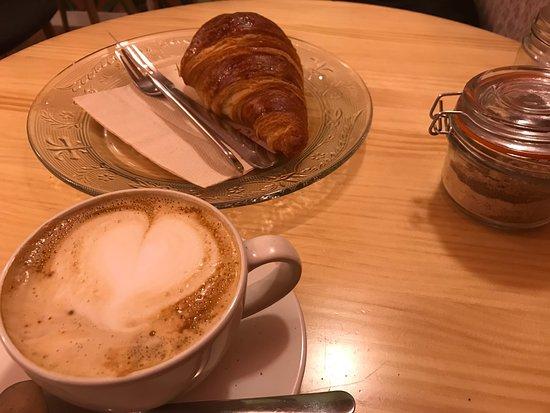 Aroma and Bread: Desayuno
