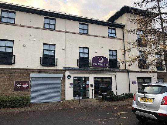 Premier Inn Edinburgh South Queensferry Picture Of