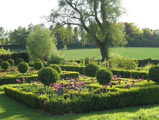 Jardin du  Mont des Recollets