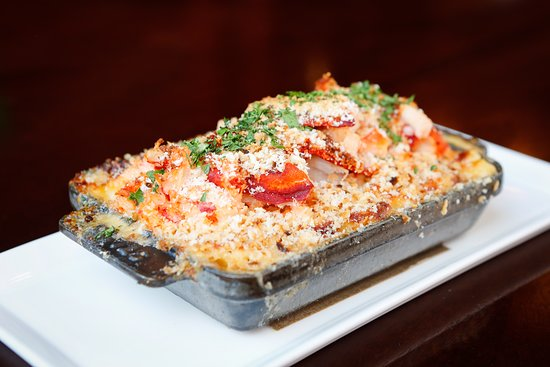 Lobster Mac & Cheese - for a value come during Edge Bar Happy Hour on M-Fr 4-6:30