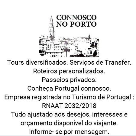 Connosco no Porto