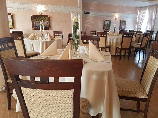 Lysomice, Ba Lan: Restauracja Monet