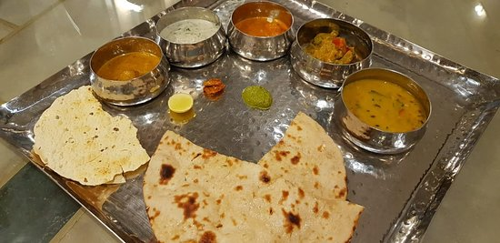 Thali to die for