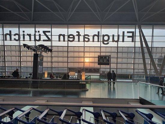 Letiště Curych: Zurich Airport