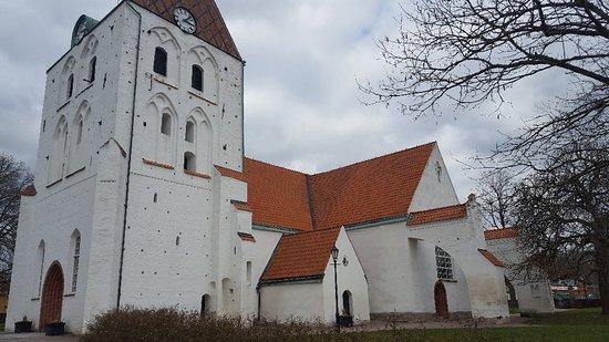 Ronneby, Sverige: Heliga Kors Kyrka