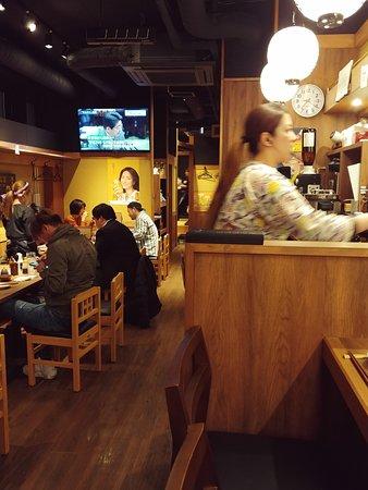 Shikamaru: 店内の様子