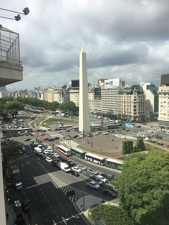 Exe Hotel Colon: Buenos Aires Attractions - view from hotel
