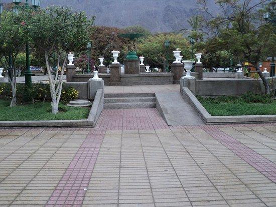 Plaza de Armas de Taltal