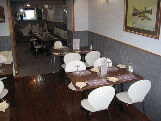 Crossmichael, UK: The Thistle Restaurant & Bar