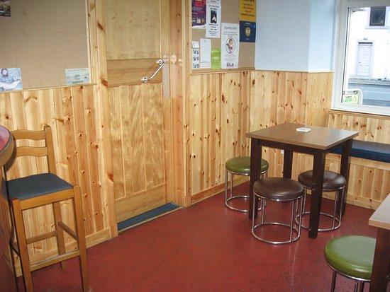 Crossmichael, UK: Modernising under way to extend our Restaurant