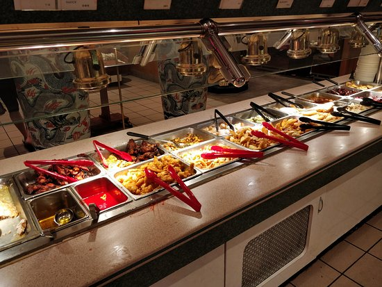 Most Of The Hot Chinese Food Offered Picture Of China Grand Buffet Boise Tripadvisor