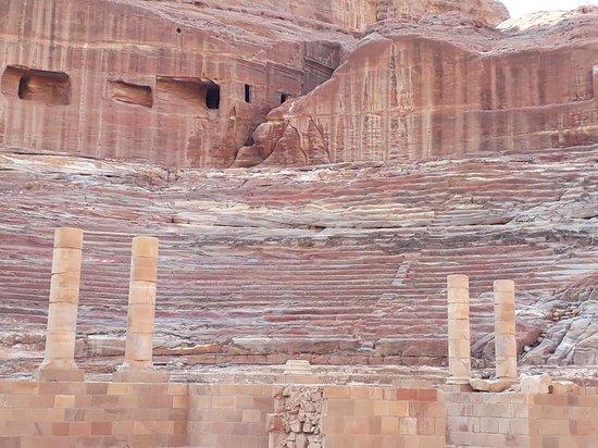 Petra: Amphitheatre
