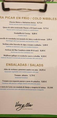 Vina y Mar Sherry Bar-Restaurante照片