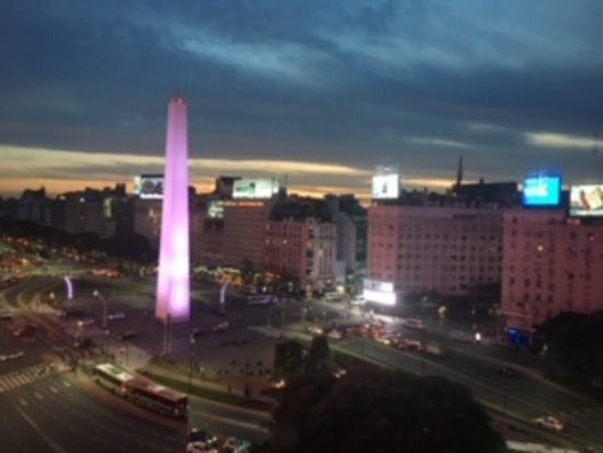 Exe Hotel Colon: Buenos Aires views