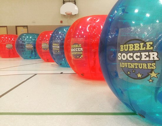 Bubble Soccer Adventures