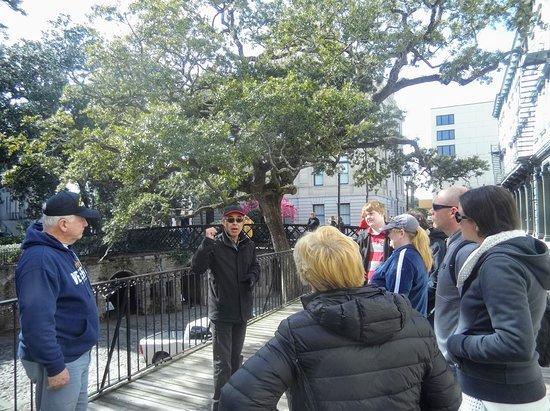 Walk with Me Savannah Tours