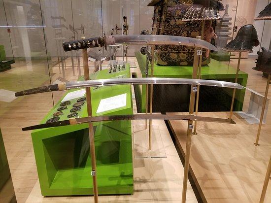 Royal Ontario Museum: Samurai Swords