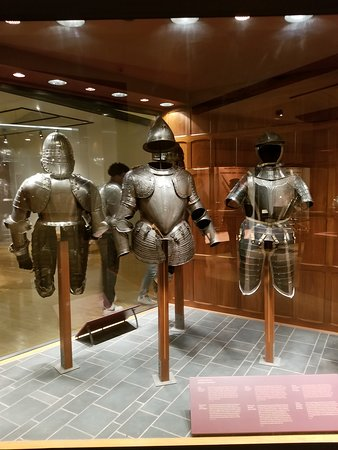 Suits or armour