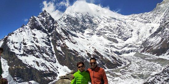 Kyanjin Ri Peak