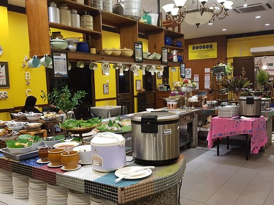 Restoran Rebung Chef Ismail Kuala Lumpur Menu Prices